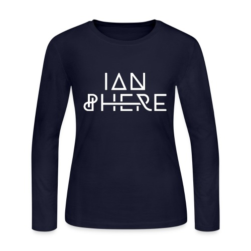 Ian Phere Apparel - Women's Long Sleeve Jersey T-Shirt