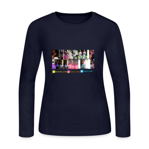 Quiqui Savages - Women's Long Sleeve Jersey T-Shirt