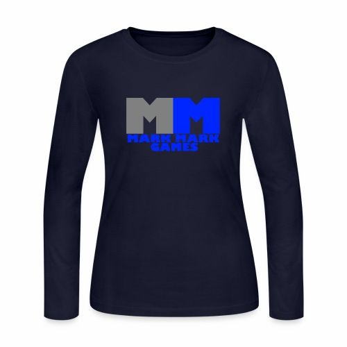 Mark Mark Games - Women's Long Sleeve Jersey T-Shirt
