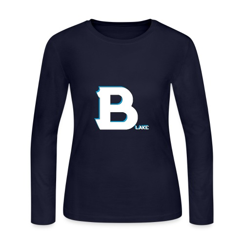 Blake Official Merch - Women's Long Sleeve Jersey T-Shirt
