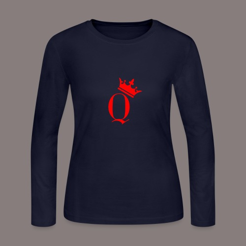 Q - Women's Long Sleeve Jersey T-Shirt