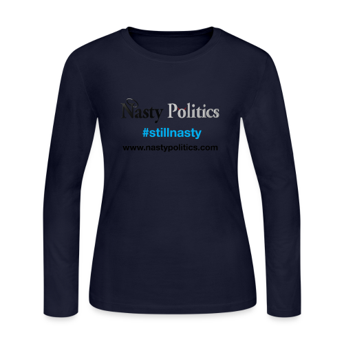 np hashtag website - Women's Long Sleeve Jersey T-Shirt