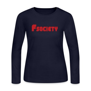 Fsocieaty sega - Women's Long Sleeve Jersey T-Shirt