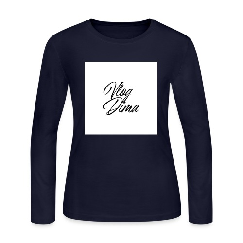 2 - Women's Long Sleeve Jersey T-Shirt