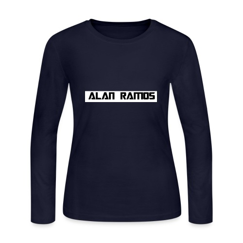 alan ramos jacket & hoodie - Women's Long Sleeve Jersey T-Shirt