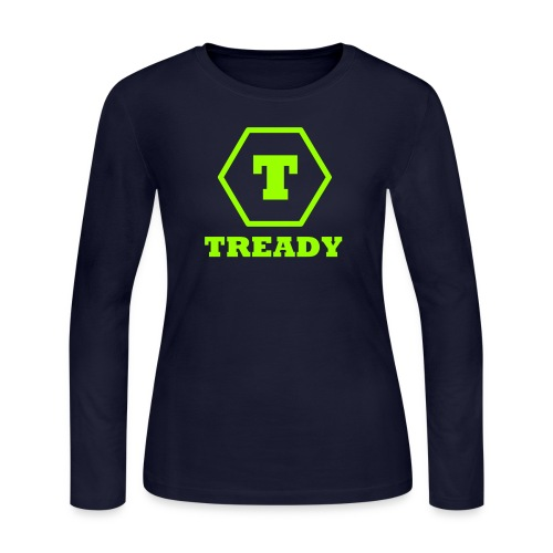 Tready - Women's Long Sleeve Jersey T-Shirt