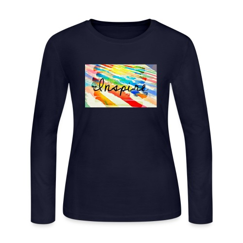 Inspire - Women's Long Sleeve Jersey T-Shirt