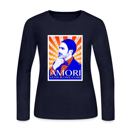 Amori_poster_1d - Women's Long Sleeve Jersey T-Shirt