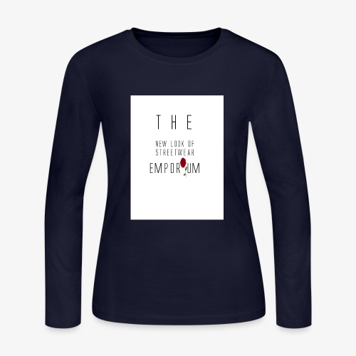 emporium - Women's Long Sleeve Jersey T-Shirt