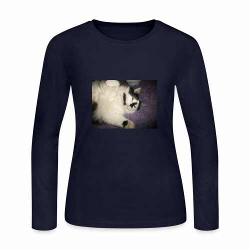 Lucy - Women's Long Sleeve Jersey T-Shirt
