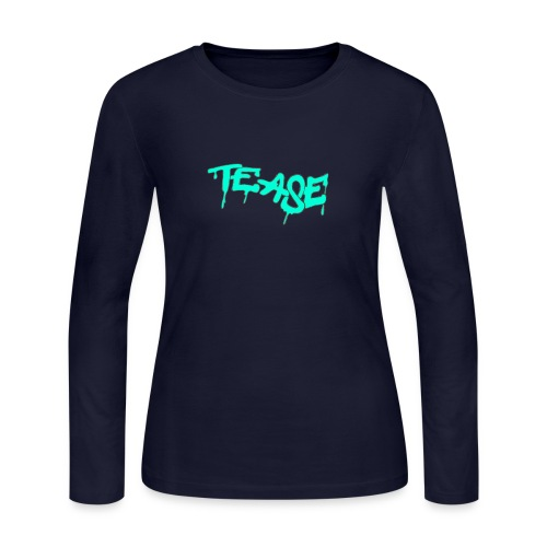 TEASE - Women's Long Sleeve Jersey T-Shirt