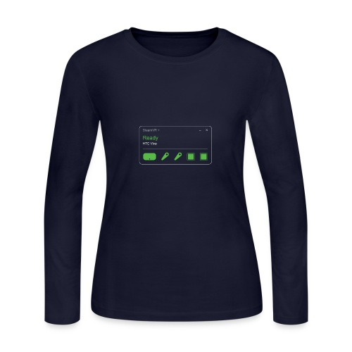System status... - Women's Long Sleeve Jersey T-Shirt