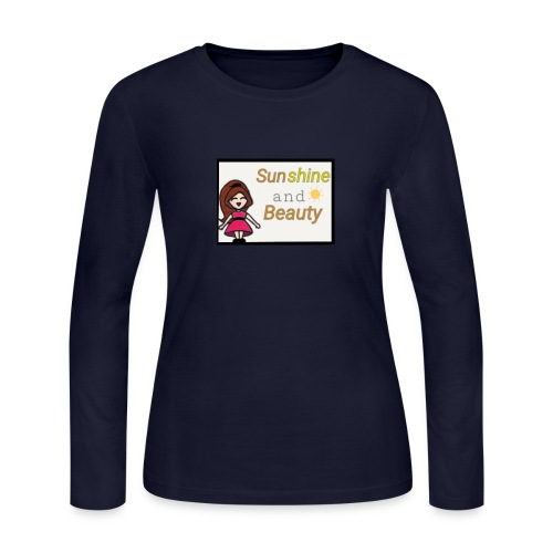 Sunshine - Women's Long Sleeve Jersey T-Shirt