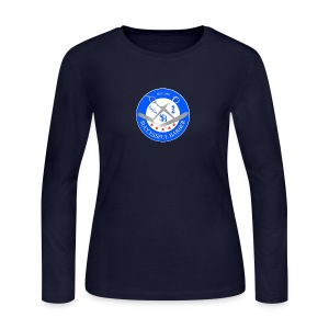 Successful Barber Seal - Women's Long Sleeve Jersey T-Shirt