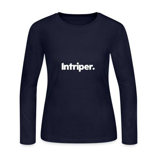 Intriper - Women's Long Sleeve Jersey T-Shirt