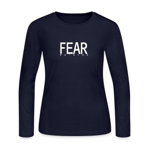 FEAR_NOTHING - Women's Long Sleeve Jersey T-Shirt