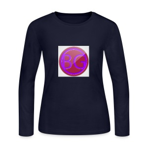 Brother Gaming 2016 logo apparel - Women's Long Sleeve Jersey T-Shirt