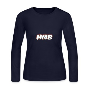 MMB - Women's Long Sleeve Jersey T-Shirt