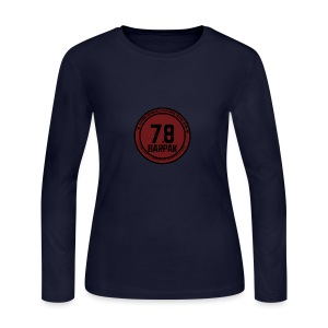 barpak - Women's Long Sleeve Jersey T-Shirt