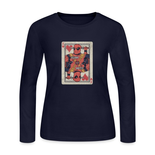 Dp Fanmade Shirt - Women's Long Sleeve Jersey T-Shirt