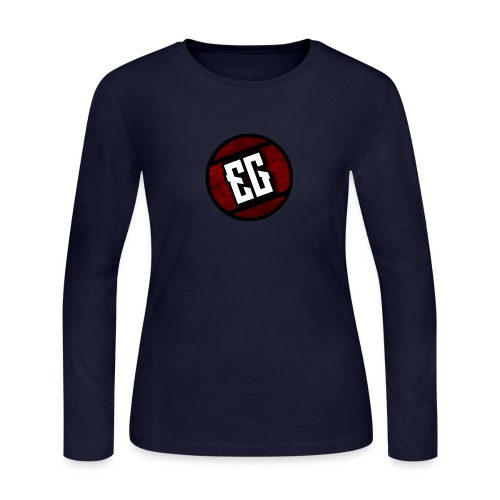 EG Icon - Women's Long Sleeve Jersey T-Shirt