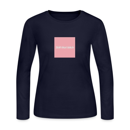 Sfill that bitch - Women's Long Sleeve Jersey T-Shirt