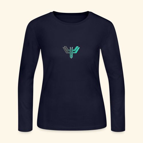 iL Era Tiny Logo - Women's Long Sleeve Jersey T-Shirt