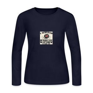 Matthew T-shirts - Women's Long Sleeve Jersey T-Shirt