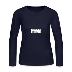 Velkoma Rocks! - Women's Long Sleeve Jersey T-Shirt