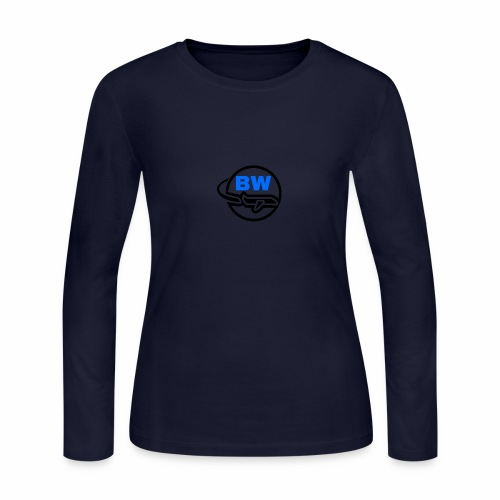 BW Logo - Women's Long Sleeve Jersey T-Shirt