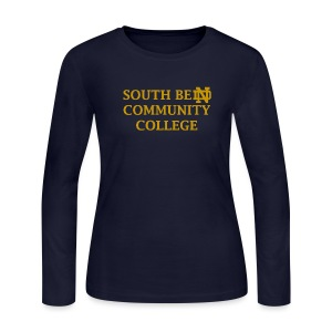 Notre Dame Community College - Women's Long Sleeve Jersey T-Shirt