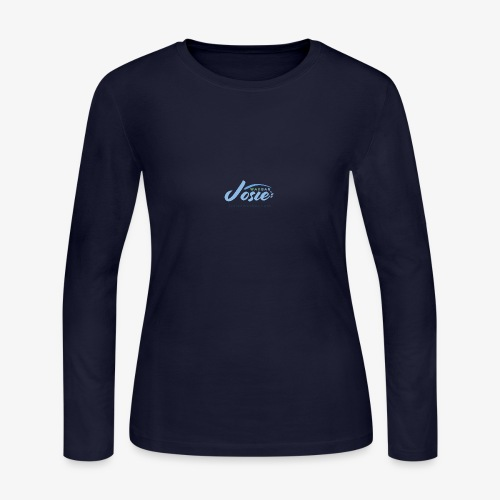 JOSIES WAX BAR - Women's Long Sleeve Jersey T-Shirt
