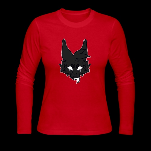 kitty candle-wax - Women's Long Sleeve Jersey T-Shirt