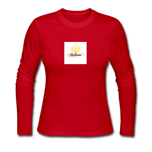 Deshana - Women's Long Sleeve Jersey T-Shirt