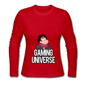 Gaming Universe SU T-Shirt - Women's Long Sleeve Jersey T-Shirt