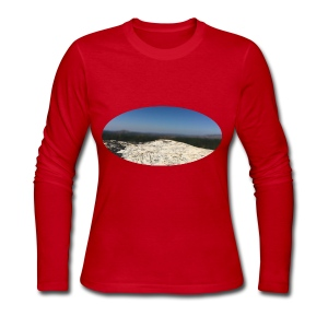 Rock - Women's Long Sleeve Jersey T-Shirt