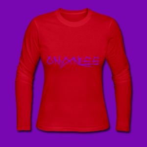 OnyxNess (Purple) - Women's Long Sleeve Jersey T-Shirt