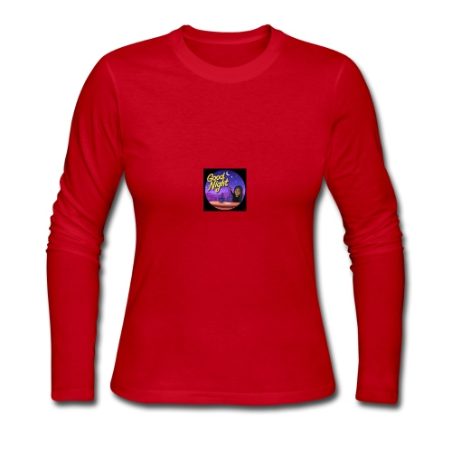 Good night - Women's Long Sleeve Jersey T-Shirt