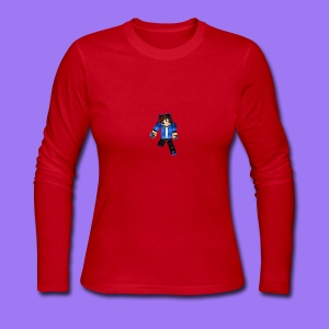 MasterBlood Skin - Women's Long Sleeve Jersey T-Shirt