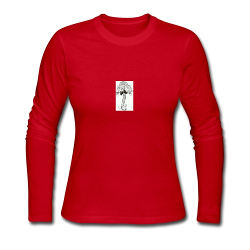 color your own - Women's Long Sleeve Jersey T-Shirt