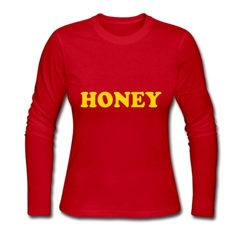 HONEY - Women's Long Sleeve Jersey T-Shirt