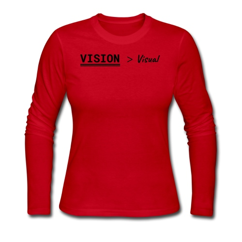Remember what is priority - Women's Long Sleeve Jersey T-Shirt