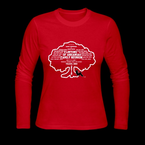 Reunion Tshirt - Women's Long Sleeve Jersey T-Shirt