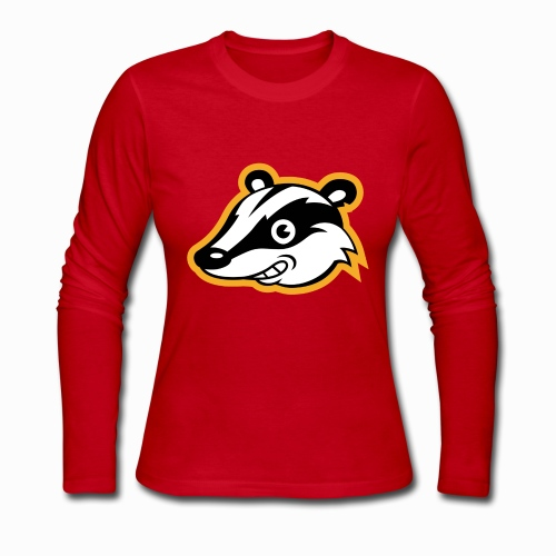 badger - Women's Long Sleeve Jersey T-Shirt
