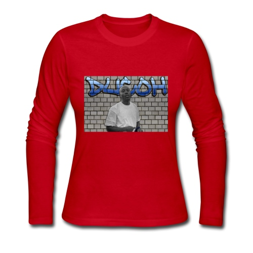 All in the Name - Women's Long Sleeve Jersey T-Shirt