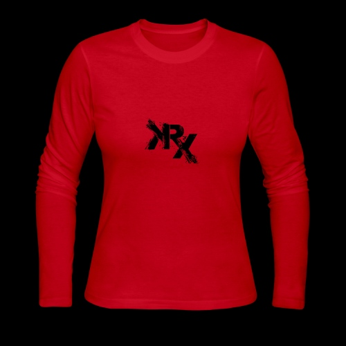 KRX - Women's Long Sleeve Jersey T-Shirt