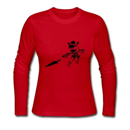 Kennen Splash Art - Women's Long Sleeve Jersey T-Shirt