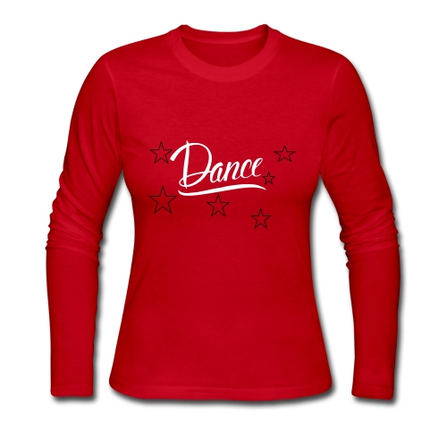 dANCE - Women's Long Sleeve Jersey T-Shirt