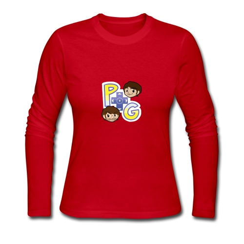 Power Trip Gaming #2 - Women's Long Sleeve Jersey T-Shirt