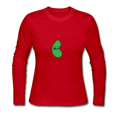 Pickle - Women's Long Sleeve Jersey T-Shirt
